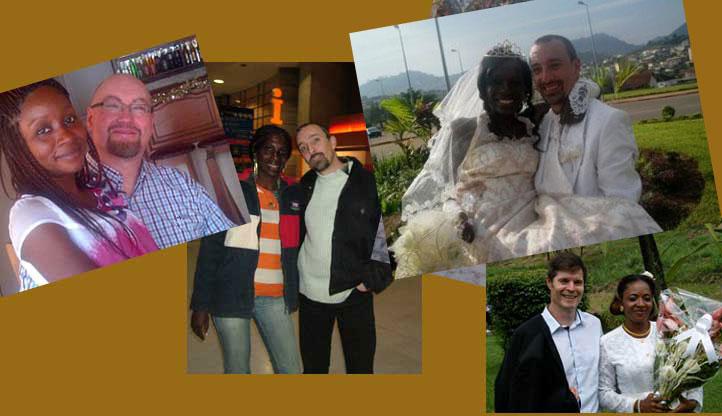 mariage mixte femme africaine