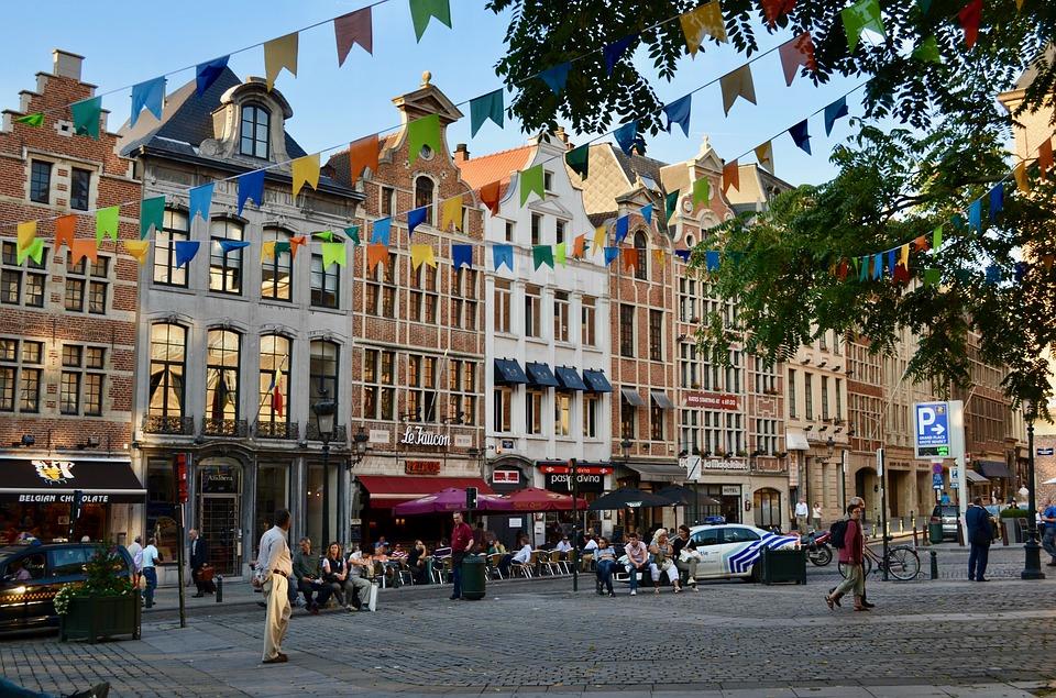 Voyage Rencontres France-Belgique